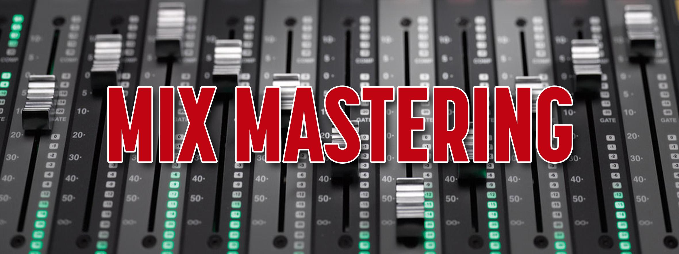 Bloody Records Music Servicios de Mezcla y Mastering