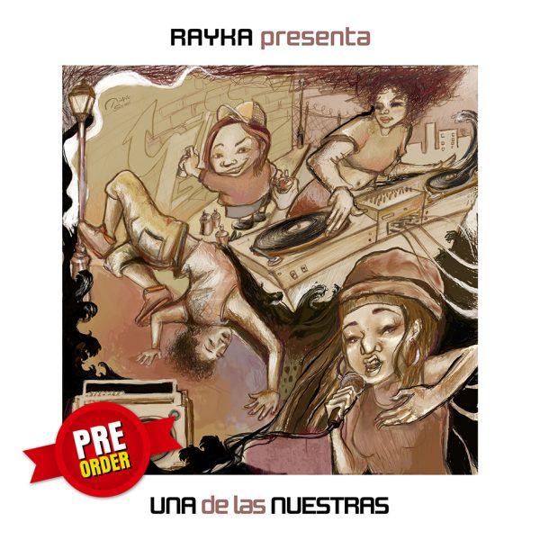 rayka unadelasnuestras bloodyrecordsmusic