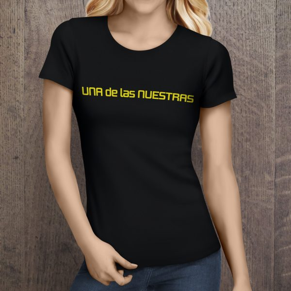unadelasnuestras camiseta