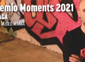 Rayka. Premio Moments 2021