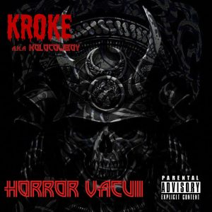 kroke rayka bloodyrecordsmusic horrorvacui