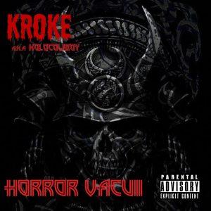kroke rayka bloodyrecordsmusic horrorvacui